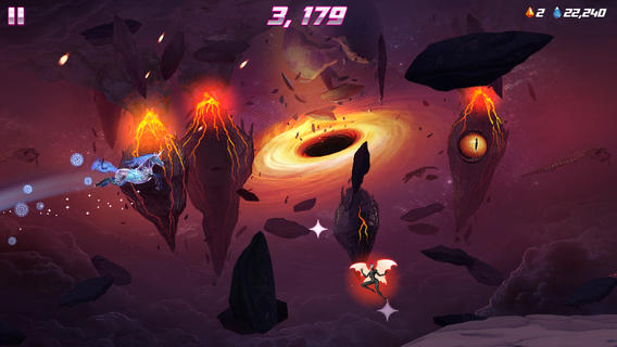Ios App Of The Day  Robot Unicorn Attack 2