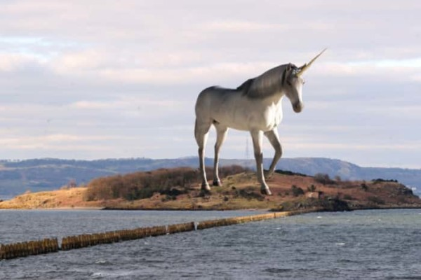 Jane Bradley  Scotland Needs A Monumental Unicorn Statue