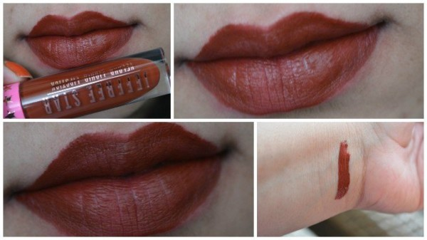 Jeffree Star Unicorn Blood Velour Liquid Lipstick Review