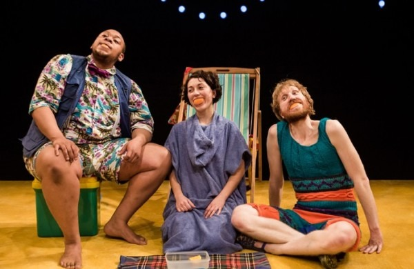 Jeramee, Hartleby And Oooglemore Review At Unicorn Theatre