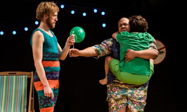 Jeramee, Hartleby And Oooglemore (unicorn Theatre)