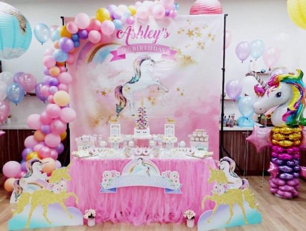 Kara's Party Ideas Pretty Pink Unicorn Birthday Party