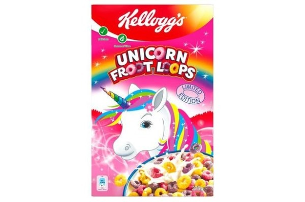 Kellogg's Has Launched Unicorn Froot Loops And Here's Where You
