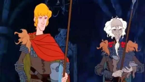 King Haggard And Prince Lir