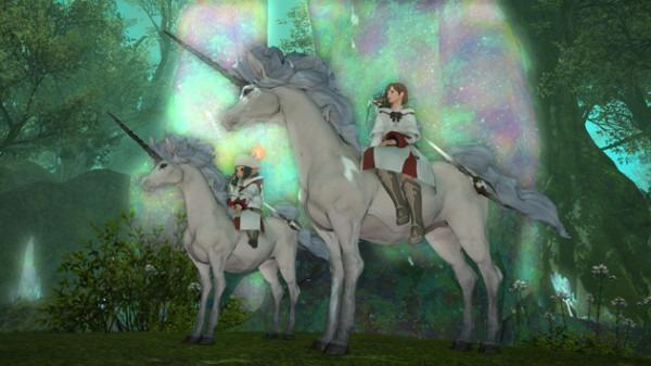 Kuraire Skyrend Blog Entry `lore Hunting  Unicorn`