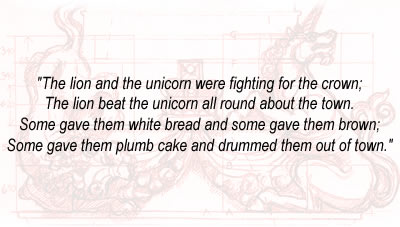 Lions And Unicorns And Their Symbolism