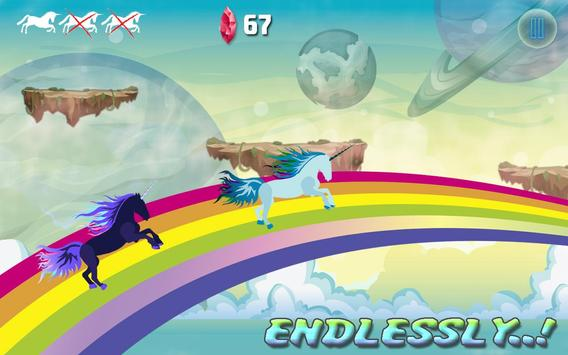 Magical Unicorn Dash Attack For Android