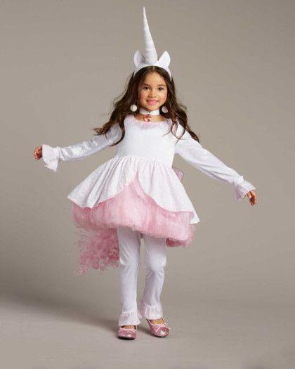 Kids Unicorn Costume Diy