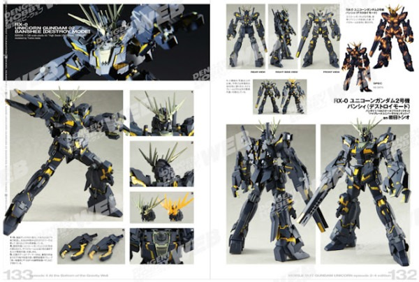 Mobile Suit Gundam Uc Episode 2