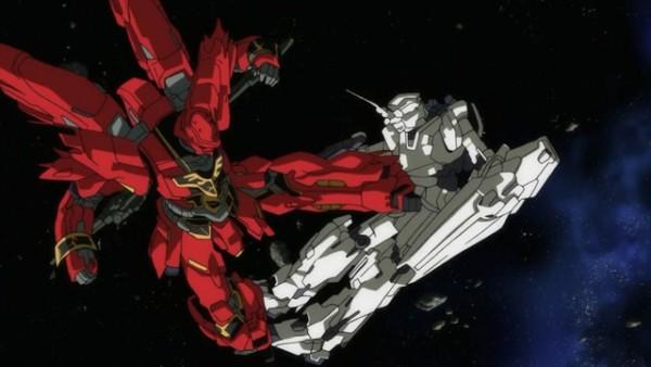 Mobile Suit Gundam Unicorn 02 Unmasked