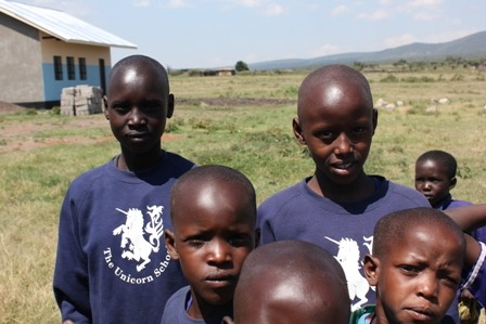 Mwalimu's School + The Unicorn School