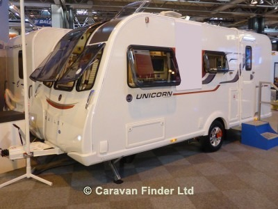 New Bailey Unicorn Seville S3 2017 Caravans For Sale, Swindon