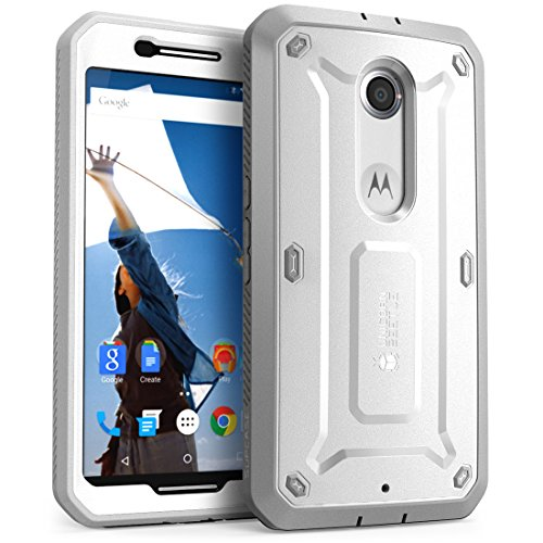 Nexus 6 Case, Supcase [heavy Duty] Belt Clip Holster Case For