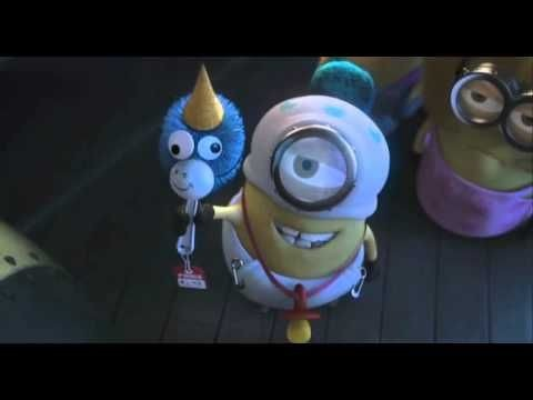 Papoy! Minion Unicorn Toy From Despicable Me  7 Steps