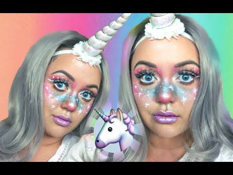 Pastel Unicorn Inspired Makeup Look + Chat