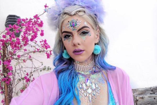 Pastels, Pretty Pinks And Metallics  Unicorn