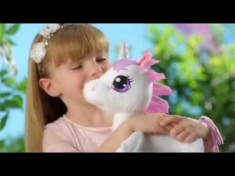Peppy Pets Commercial With Unicorn!