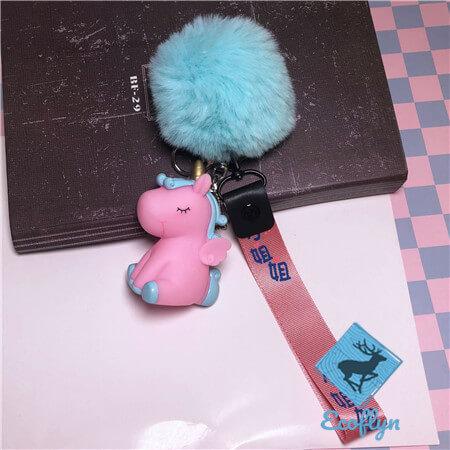 Unicorn Keychain Bulk