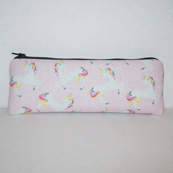 Pipe Pouch, Pink Unicorn Bag, Pipe Case, Glass Pipe Bag, Vape Pen