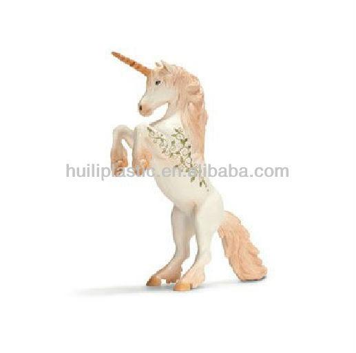 Plastic Unicorn Toy;custom Plastic Unicorn Toy;personalized