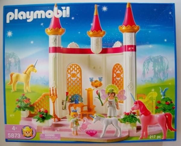 Playmobil Fairy Tale Unicorn Palace 5873 Castle Horse