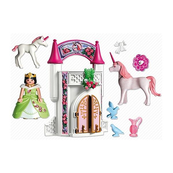 Playmobil Princess Take Away Castle Toy