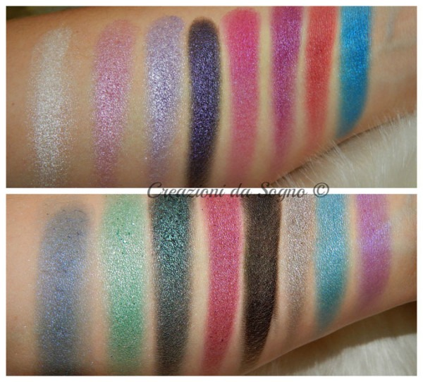 Review Midnight Unicorn Makeup Revolution
