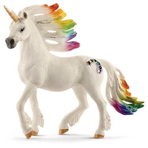 Schleich Bayala Rainbow Unicorn Stallion   Target
