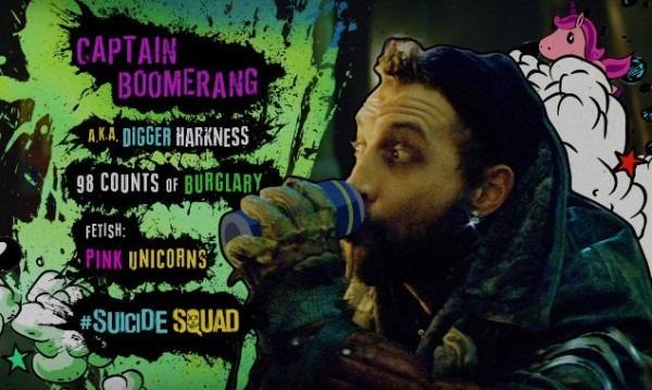Scott Wampler™ On Twitter   Jai Courtney's Captain Boomerang Has A