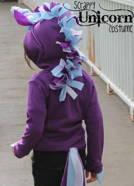 Scrappy Unicorn Costume » Dragonfly Designs
