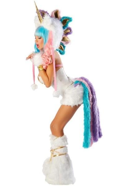 Unicorn Halloween Costume For Adults