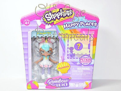 Shopkins Happy Places Lil' Shoppies Mystabella Unicorn Doll