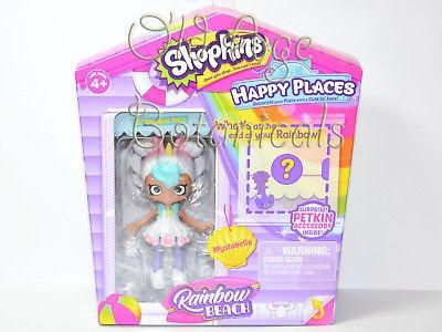 Shopkins Happy Places Lil' Shoppies Mystabella Unicorn Doll