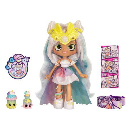 Shopkins Shoppies Season 4, Theme Doll Shopkins Le Unicorn