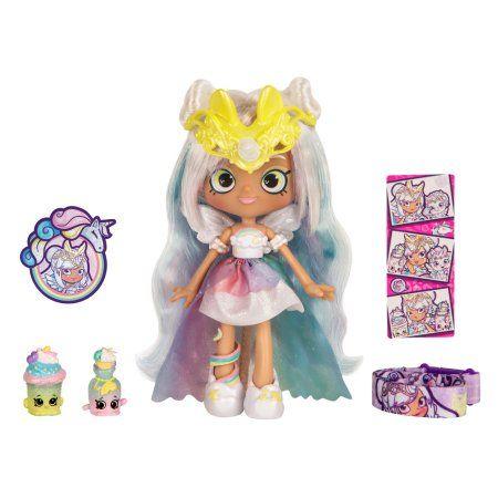 Shopkins Shoppies Season 4, Theme Doll Shopkins Le Unicorn