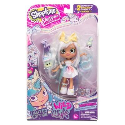 Shopkins Wild Style Shoppies Doll