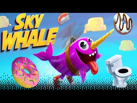 Sky Whale  Game Shaker