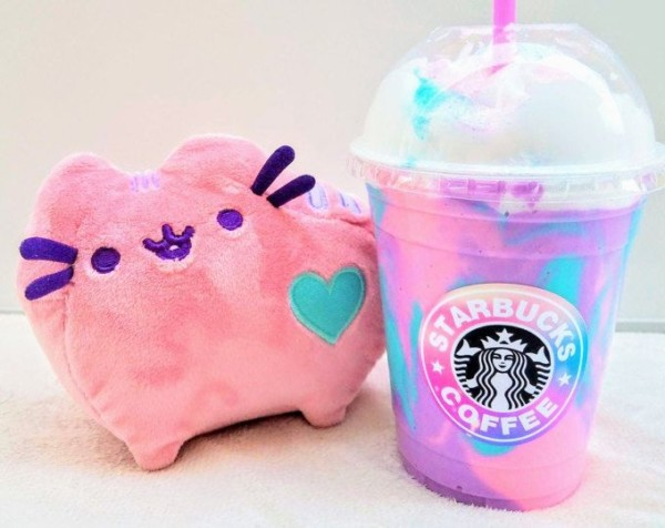 Starbucks Unicorn Frappe Slime Kit