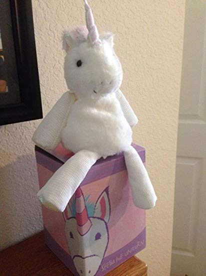 Stella The Unicorn Scentsy Buddy  Amazon Co Uk  Toys & Games