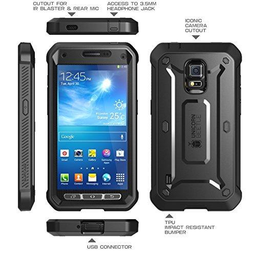 Supcase Unicorn Beetle Pro Series Hybrid Case For Samsung Galaxy