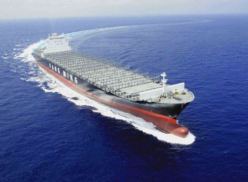 Taiwan  Yang Ming Takes Delivery Of Ym Unicorn