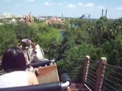 The Flying Unicorn Pov Ridethrough (before It Was Flight Of The