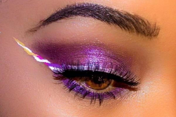 The Latest Unicorn Eyeliner Trend! Yay Or Nay