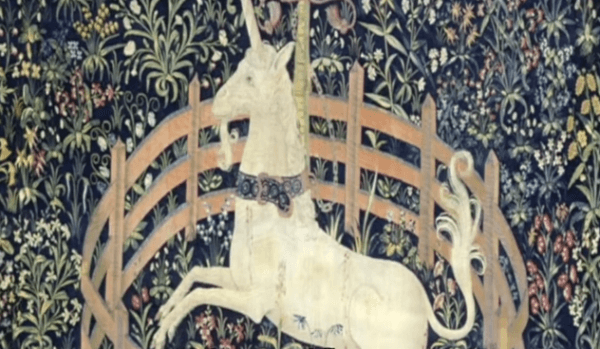 The Mystic Hunt Of The Unicorn' Tapestries Unveiled At Stirling
