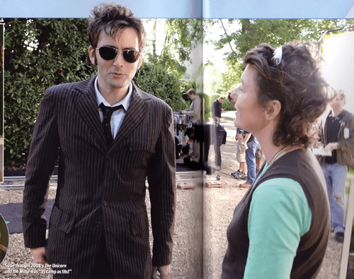 The Tenth Doctor Images The Unicorn And The Wasp Wallpaper And