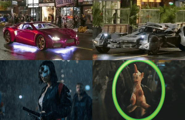 Things From Suicide Squad I Want To Get Inside Of  Captain