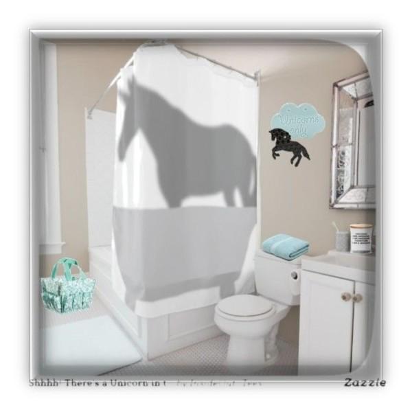 Unicorn Bathroom