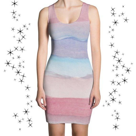 Unicorn Dress For Women Adult Unicorn Dress Ombre Dress