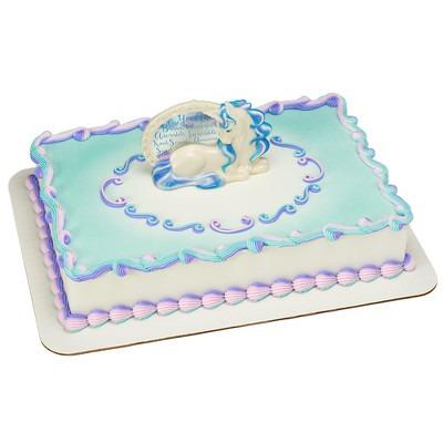 Unicorn Enchantment Cake Decoration