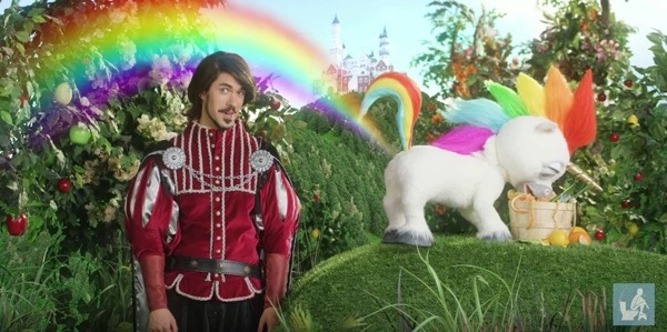 Unicorn Gold Is A Magical Bathroom Spray Made From Unicorn Farts